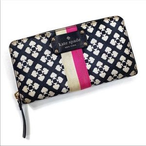 Kate Spade New York Accordion Checkbook Wallet